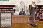 John Persons - Blonde In Office 1