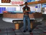 UncleSickey - Interracial Mall Fuck 1