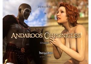 SkatingJesus - Andaroos Chronicles 01