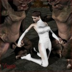 Vaesark - Princess Padme and Rancors - Ch 1