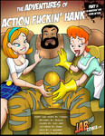 Jabcomix - Adventures of Action Fuckin' Hank 1