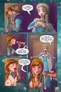 FrozenParody - Disney
