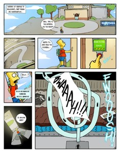 [Hexamous] Simpcest - Marge goes nuts!(The Simpsons) [Ongoing]