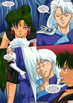 Palcomix - Vega vs Chun Li - Happy Birthday Superbeast 2