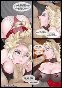(Milftoon Artists) Frozen Parody part6 (unfinished)
