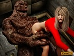 3DFanxxx - Attack of Mutant - Chapter 1