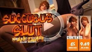 Taboo3DMovies - Succubus Slut