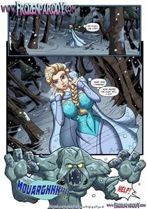 (Milftoon Artists) Frozen Parody part7