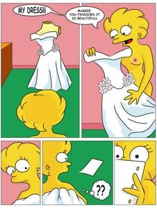 [Escoria] Charming Sister (The Simpsons)