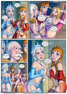 (Milftoon Artists) Frozen Parody Part 10