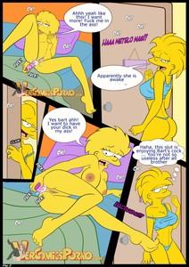[CROC] The Simpsons - Old Habits 2 -  La Seduccion (English)