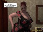 3Darlings – Model Nadia eat Donuts