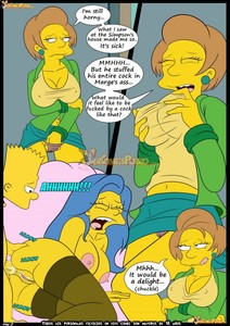 [CROC] The Simpsons- Old Habits 5 -  New Lessons (English) (ongoing)