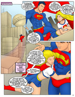 Iceman Blue - Supergirl-Superman