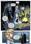 FrozenParody - Elsa Monster Sex - Part 1