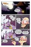 Manaworldcomics - Getting Hammered - Part 1