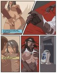 Lunate - Desolate Jedi - Star Wars - Part 1