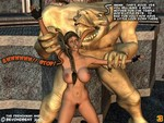 Beyondbent - The Misadventures of Laracroft vol 1-3