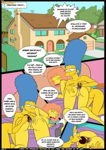 [CROC] The Simpsons- Old Habits 5 -  New Lessons (Spanish) (complete)