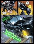 Cunt - The Dark Cock Rises 1(Batman)