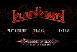 Bloodbound - One Night Of Blood: Live At Masters Of Rock MMX