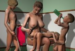 Sonofka - Golden Shower Family Orgy