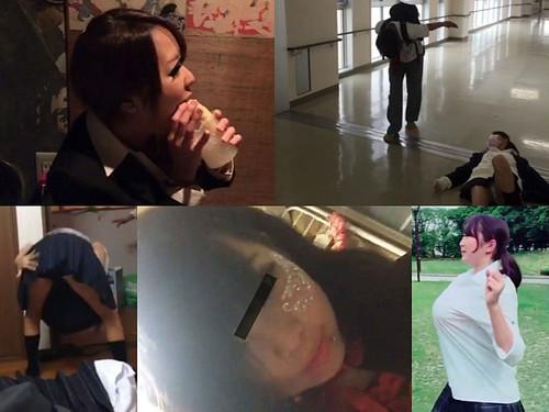破廉恥な日常を覗き見~おふざけエロ動画 Vine 035