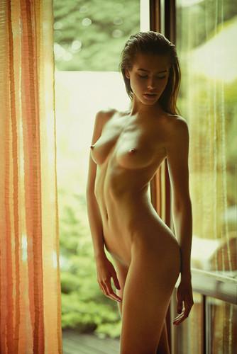 Фото худых девушек голышом