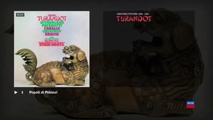 Giacomo Puccini - Turandot  (2014) Blu-ray Audio