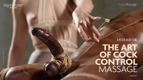 Hegre-Art 2016-05-10 The Art of Cock Control Massage 1080P