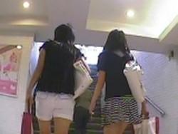 【投稿作品】パンチラマニア必見の作品となっております。 東京パンチラ女子 Vol.05【VIP】
