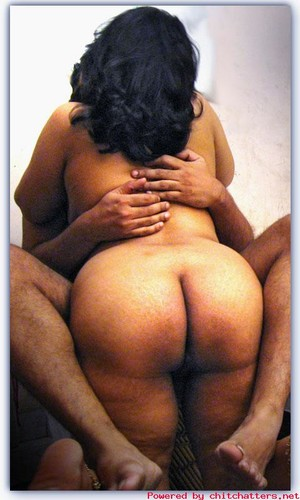 Indian aunty riding hubby wild 4