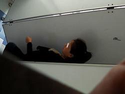潜入捜査官 下からノゾム vol.035 綺麗な蕾 新境地!まさかのアングル!