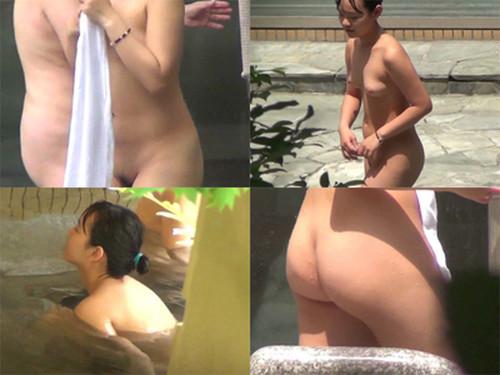 【盗撮 】咲乱美女温泉-覗かれた露天風呂の真向裸体-ハイビジョン Vol.25-Vol.26 VIP作品