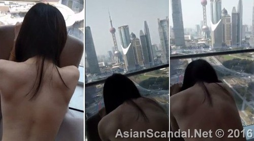 Lujiazui Sex tape shot in Shanghai hotel room (Full 7 videos)