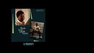 Ella Fitzgerald & Louis Armstrong - Ella And Louis &...