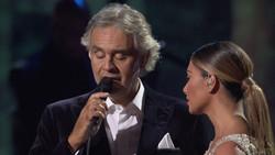 Andrea Bocelli - Cinema (2016) Blu-ray