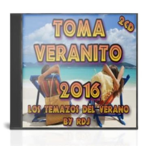VA – Toma Veranito [2016] Los Temazos Del Verano [By RDj] [2cd][MG]