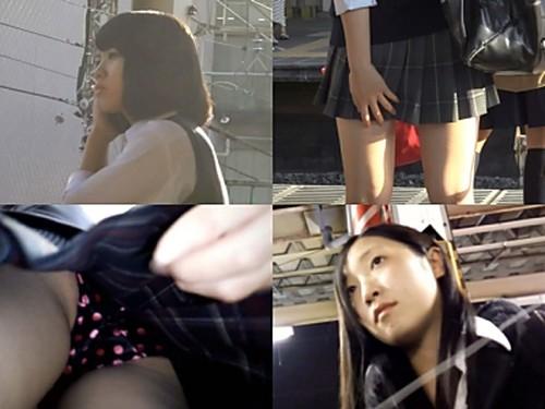 【個人撮影】オウルさんの パンチラめくり撮り! Vol.09