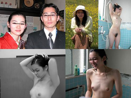 【個人攝影】和服美人M○yaちゃんのシャワーシーン画像が流出!!ファイル共有ソフト流出