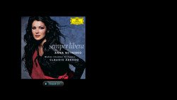Anna Netrebko - Sempre Libera (2013) [Blu-ray Audio]