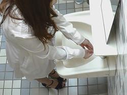 seer004 至近距離洗面所 Vol.04 GALに学●お顔もばっちり!!