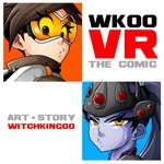 Witchking00 VR The Comic Overwatch (Pages - 47, Size - 27 Mb)