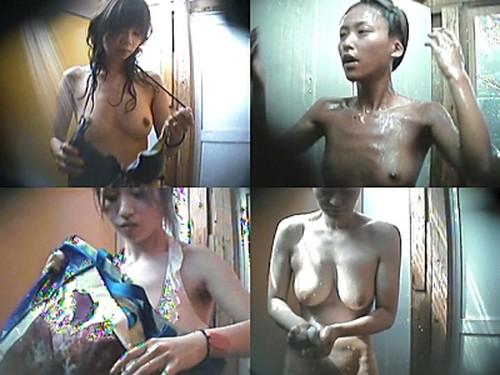【投稿作品】夏ギャル盗撮 丸裸にされた小麦色の肌 Vol.1~5