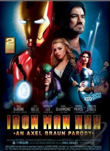 Iron Man XXX An Extreme Comixxx Parody