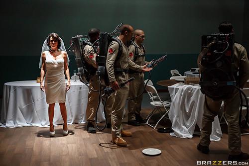 Veronica Avluv - Ghostbusters XXX Parody 3 - BraZZerS 2016