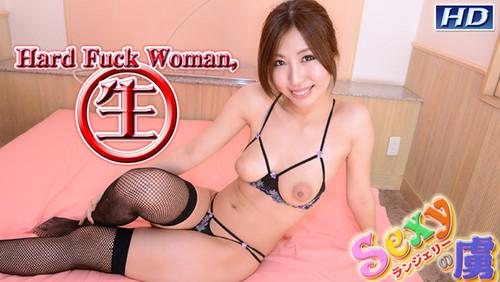 ガチん娘 gachi1025 栞 -Sexyランジェリーの虜62-
