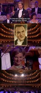 Andre Rieu - Dancing Through The Skies: Wedding At The Opera (2008)[HDTV 1080i]
