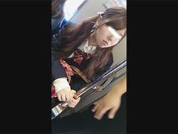 ppn010【投稿作品】盗撮列車 Vol.10 ●kパンチラ制服の中身は…