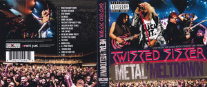 Twisted Sister - Metal Meltdown - Live from the Hard Rock Casino Las Vegas (2016)